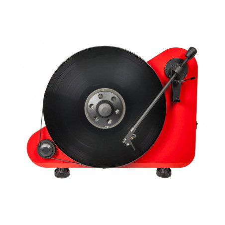 PROJECT VT ORTOFON OM5E preassembled finish RED