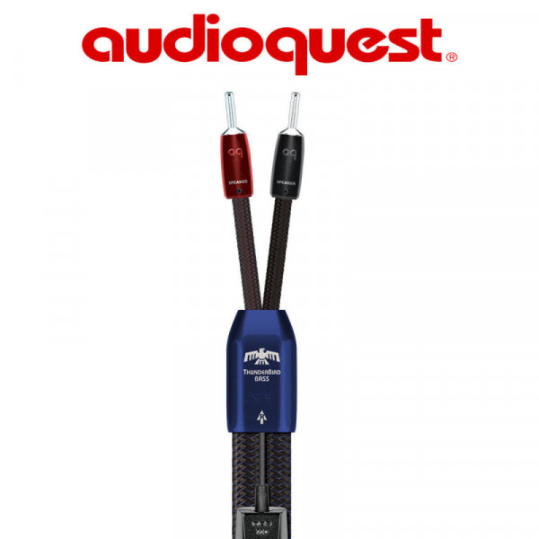 AUDIOQUEST THUNDERBIRD BASS