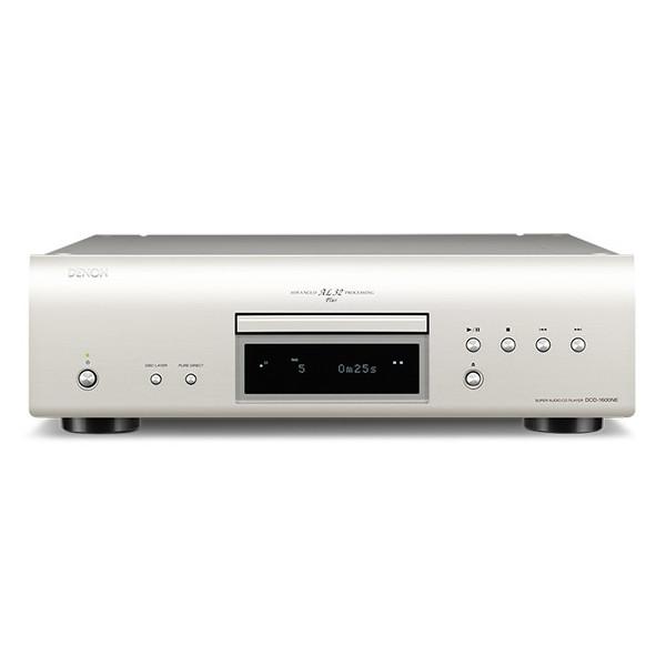 Denon DCD 1600 NE Silver