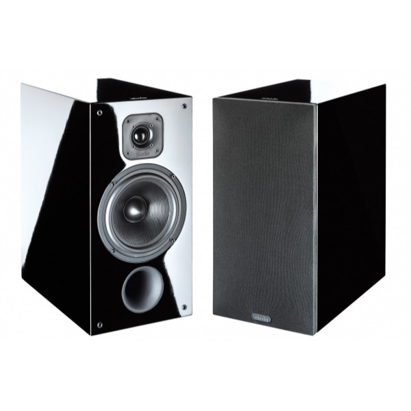 INDIANA LINE DIVA 262 - PAIR OF BOOKSHELF LOUDSPEAKERS