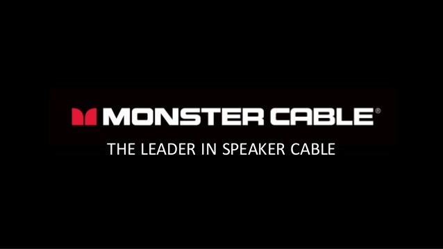 Monster Cable
